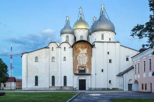 Cathedral of St. Sophia The Wisdom Of God, Veliky Novgorod
