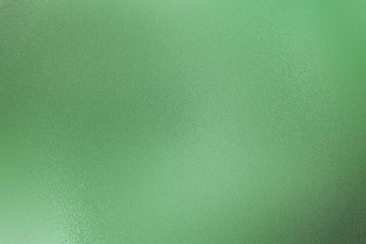 Brushed green metallic wall, abstract texture background