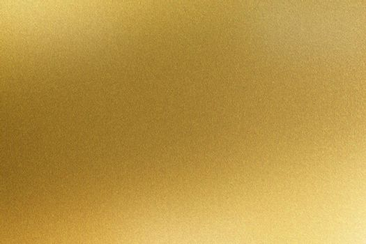 Rough gold metal thin sheet, abstract texture background