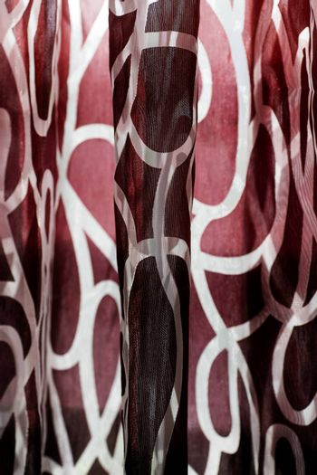 Curtain beautiful colored macro abstract background high quality prints