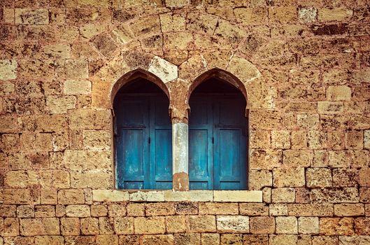 Ancient architecture background