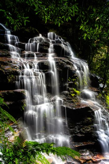 Sylvia Falls, Valley of the Waters Australia