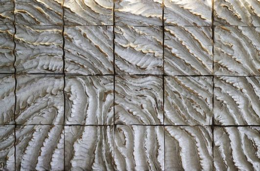 Vintage tile pattern texture background and wallpaper, stock photo
