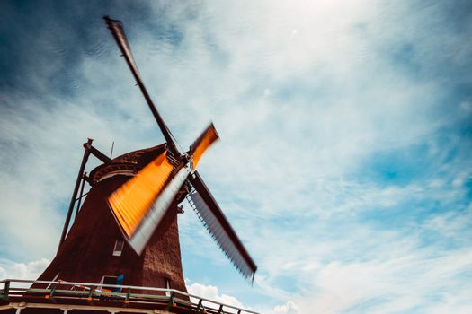 Holland's famous windmills