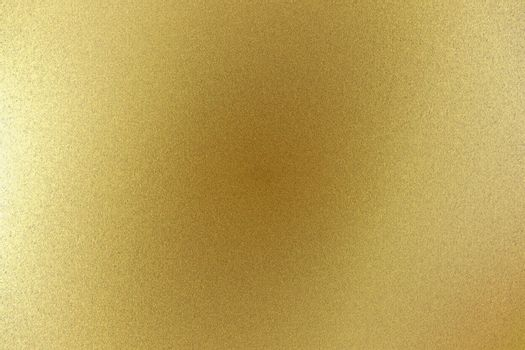 Light yellow rough metal wall, abstract texture background