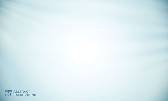 Abstract light blue silky cloth background.
