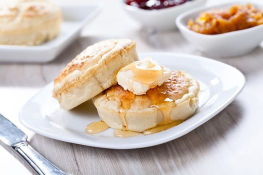 Breakfast With English Muffins