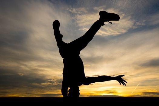 breakdance performers
