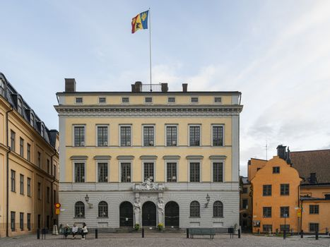 Tessin Palace in Stockholm