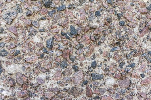 Stone texture of marble color, background of stones