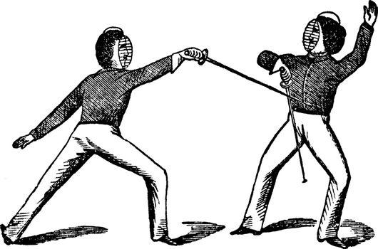 Prime vintage illustration.