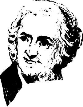 George Read, vintage illustration
