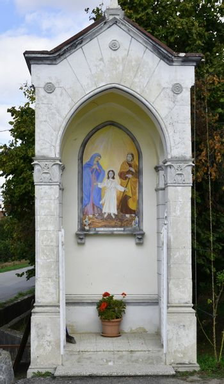 Pilare of Holy Mary