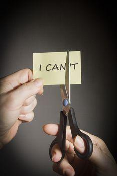 Concept of determination