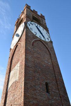 Tower of Mondovi Alta
