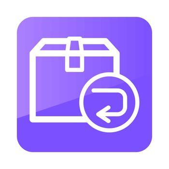 Return purchase icon