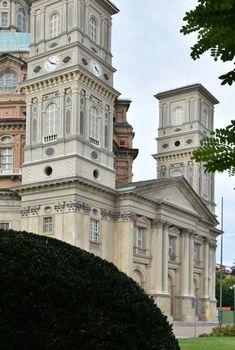 Santuario di Mondovi, Piedmont, Italy