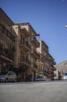 Sicilian village houses #4
