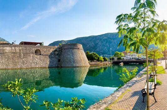 Kotor Venetian fortifications