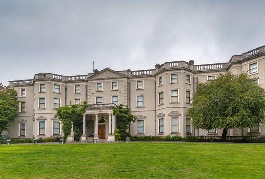 Farmleigh house, Dublin, Ireland