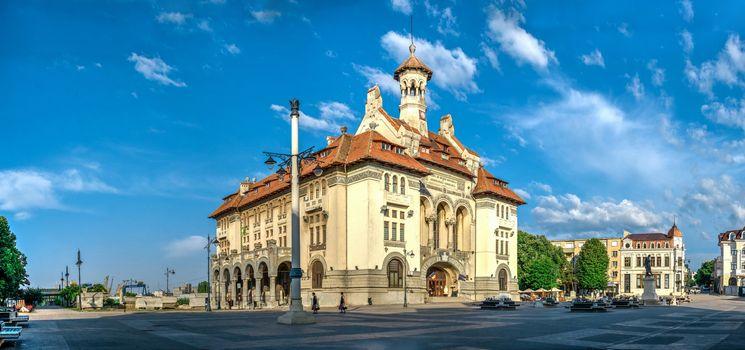 Archaeology museum in Constanta, Romania