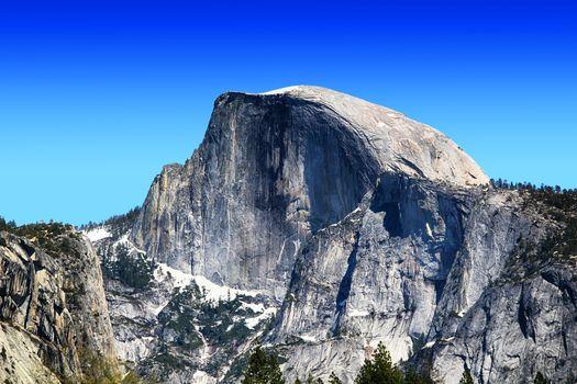 Yosemite National Park in California. United States of America