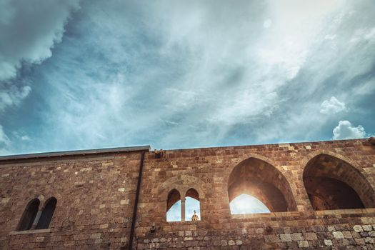 Ancient church, Lebanon