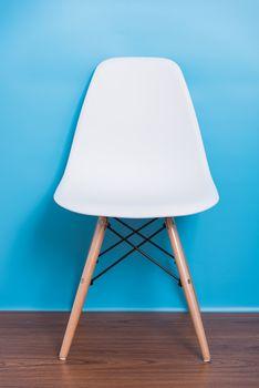 Modern white chair nobody