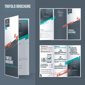 Creative Tri-Fold Brochure design for Business.