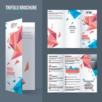 Creative Professional Tri-Fold Brochure for Business.
