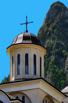 Caraiman Monastery Church