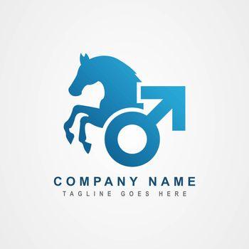 Male sex stimulant logo design inspiration