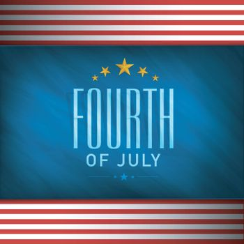 Fourth of July, American Independence Day celebration background.