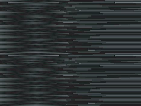 Creative abstract background in glitch style.