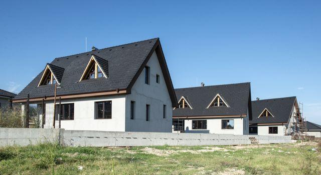 New Build houses