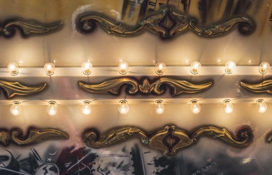 Luna Park lights