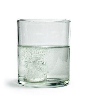 Water soluble aspirin