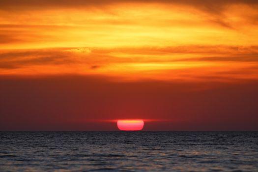 bewitching sunset