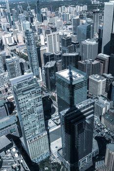 Toronto city Downtown