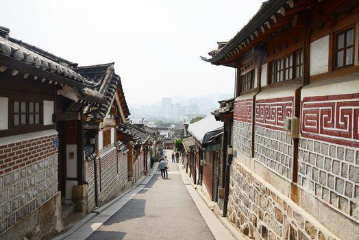 Korean Old town