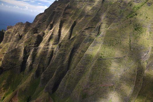 Kauai coast landscape