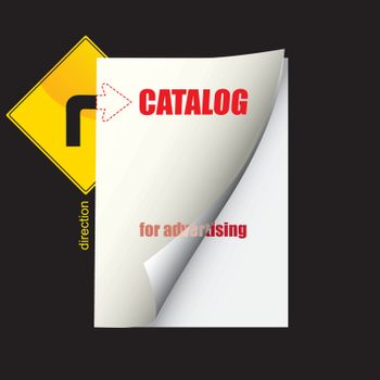Catalog template for publications
