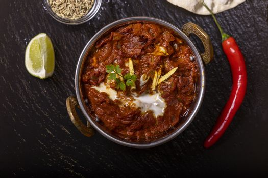 overview of indian chicken tikka masala