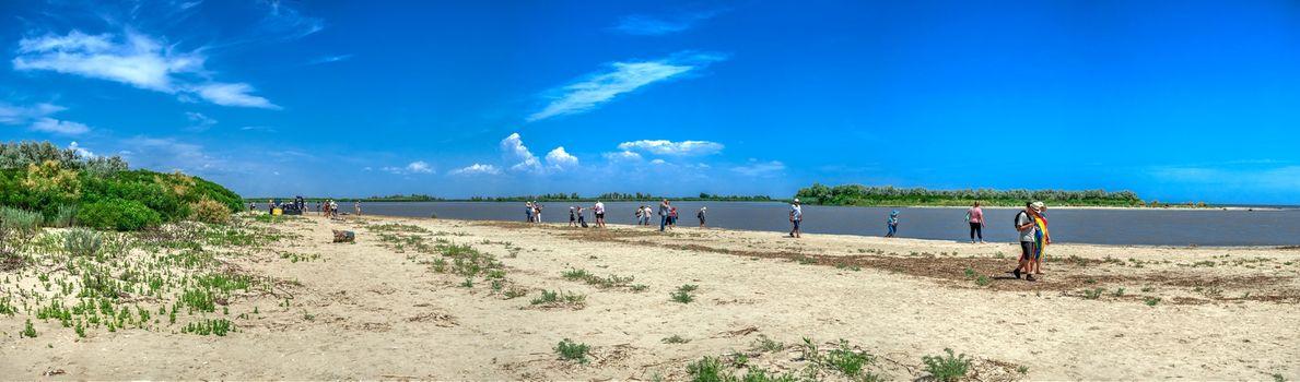 Danube Delta Zero Kilometer, Ukraine