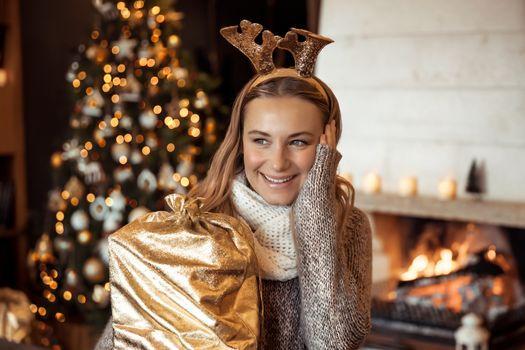 Enjoying Christmas at home