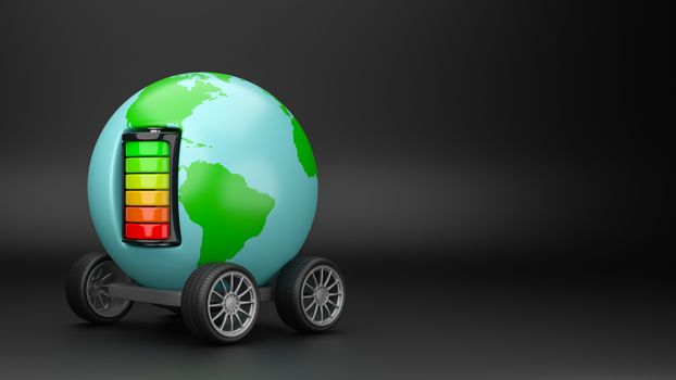 World Electric Mobility with Copyspace