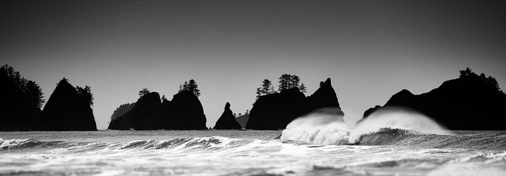 Pacific Coast Seascape