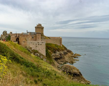 Historic attraction for france tourism summer vacation