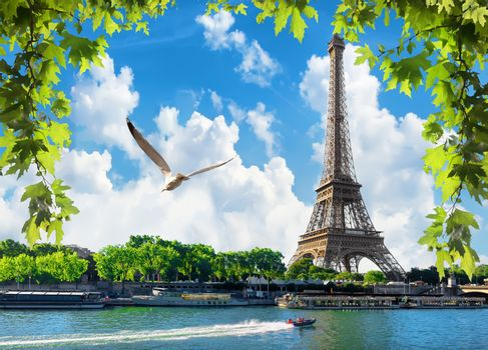 Paris in day