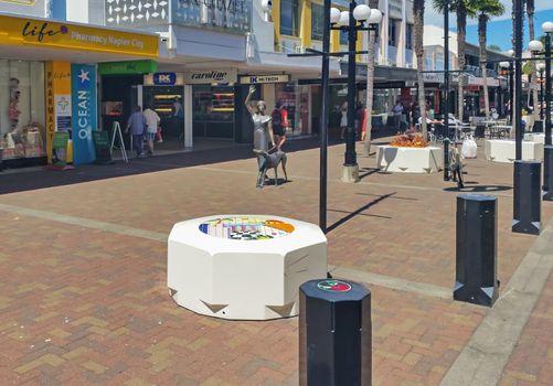 Napier City, New Zealand